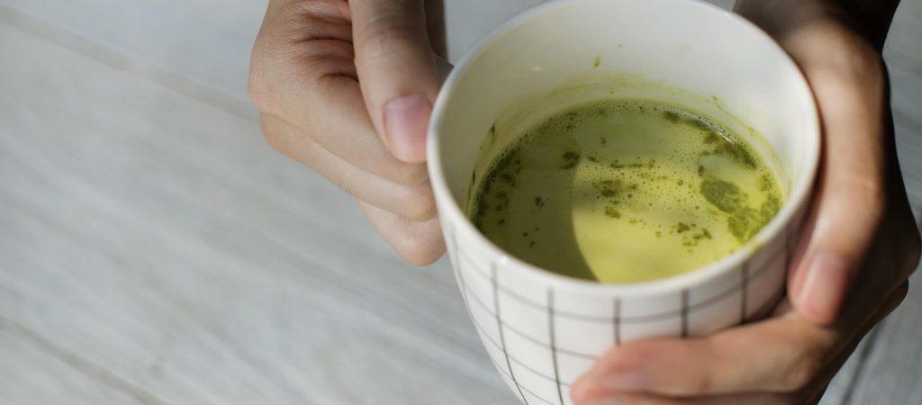 Grüner Tee zur körperlichen Vorbereitung zur Gewichtsreduktion